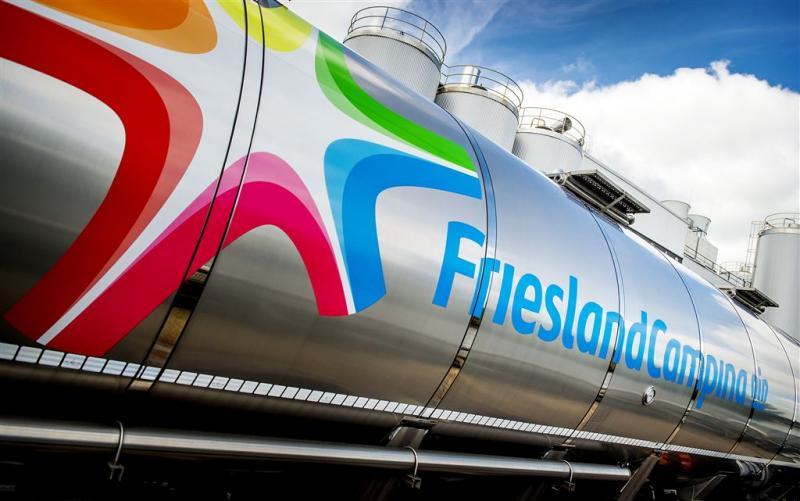 FrieslandCampina in zee met chocolademaker