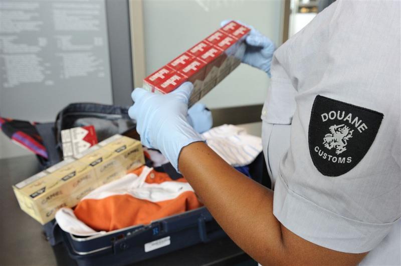 Douaniers vast voor drugssmokkel Schiphol