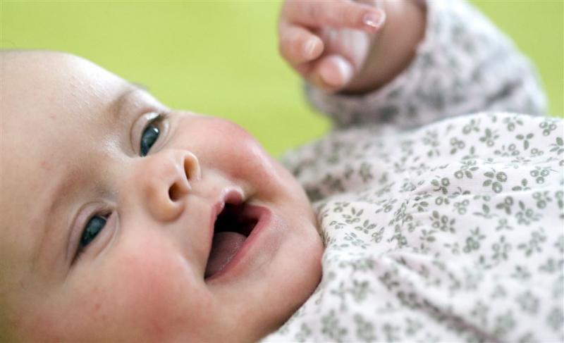 'Minder baby's door warmer klimaat'