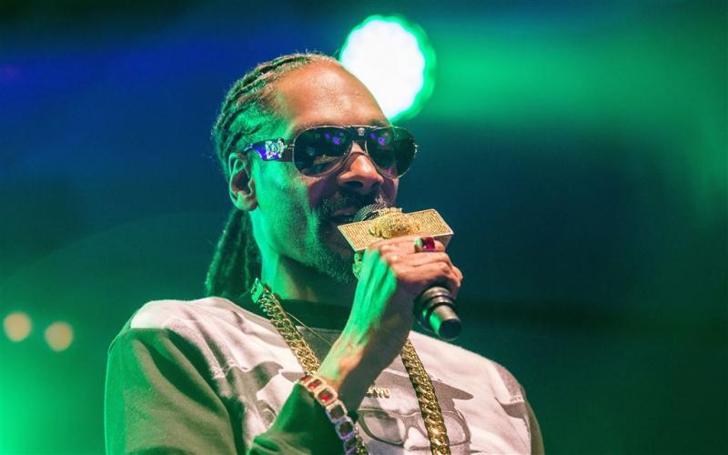 Snoop Dogg komt met wietproductenlijn