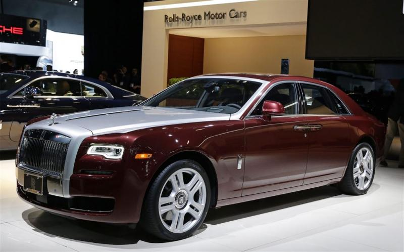 Ook Rolls Royce roept auto terug