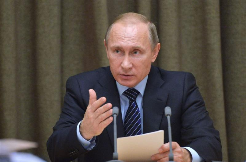 Poetin: dopingprobleem niet alleen in Rusland