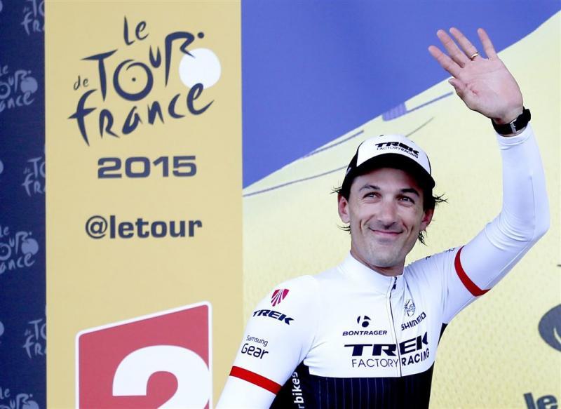 Cancellara begint aan laatste wielerjaar