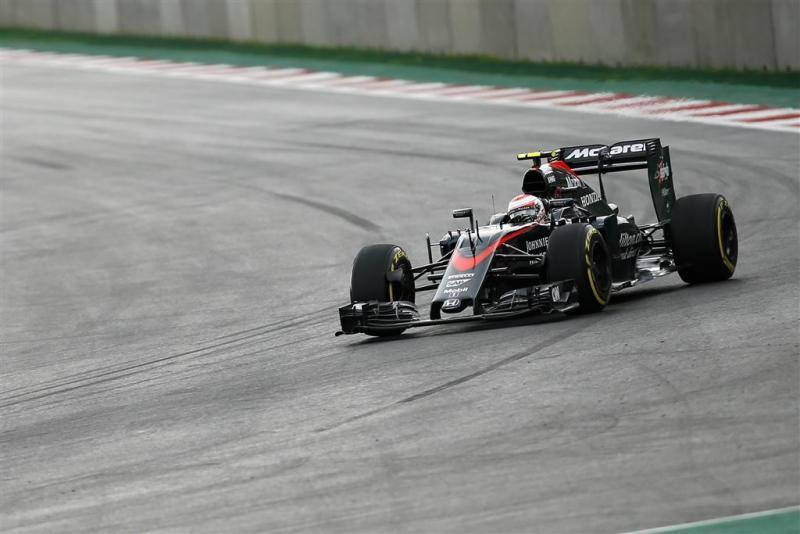 Vandoorne blijft in wachtkamer Formule 1