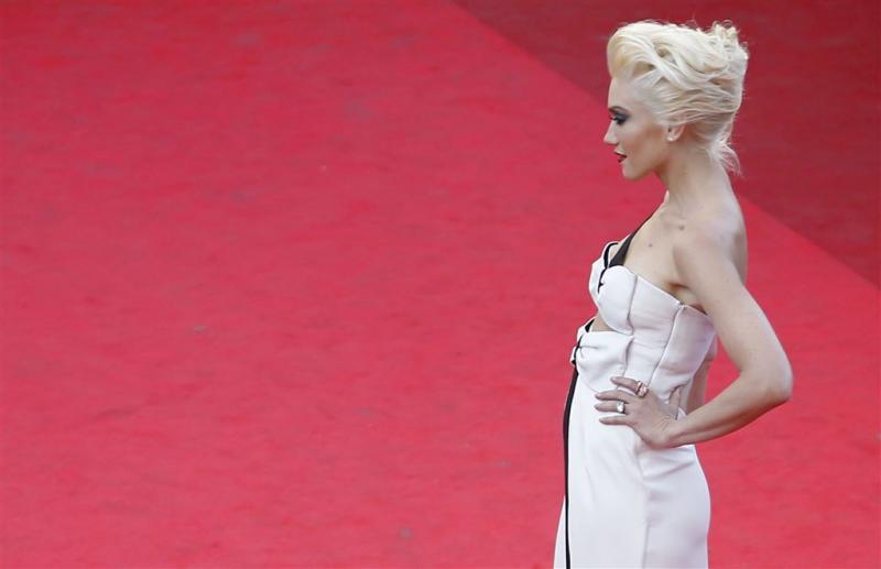 'Nanny kopieerde looks en dieet Gwen Stefani'