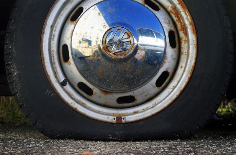 Volkswagen beboet in Brazilië