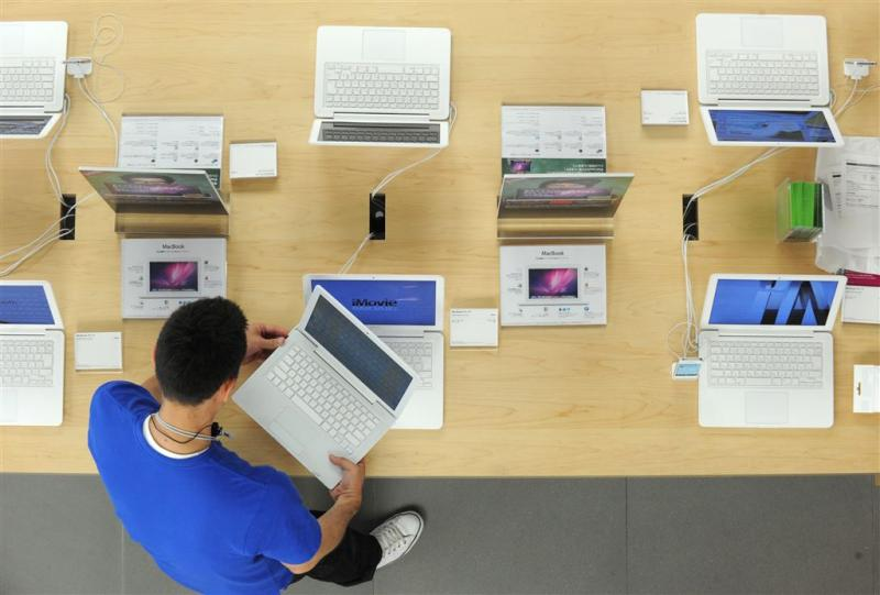 Applewinkel vreest dat zwarte klanten stelen