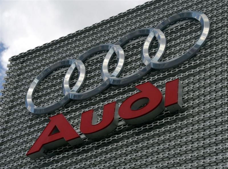 Audi raakt achterop bij concurrentie