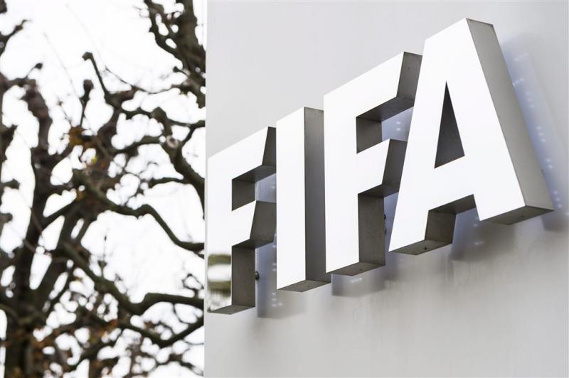 Vijf kandidaten voor FIFA-verkiezing