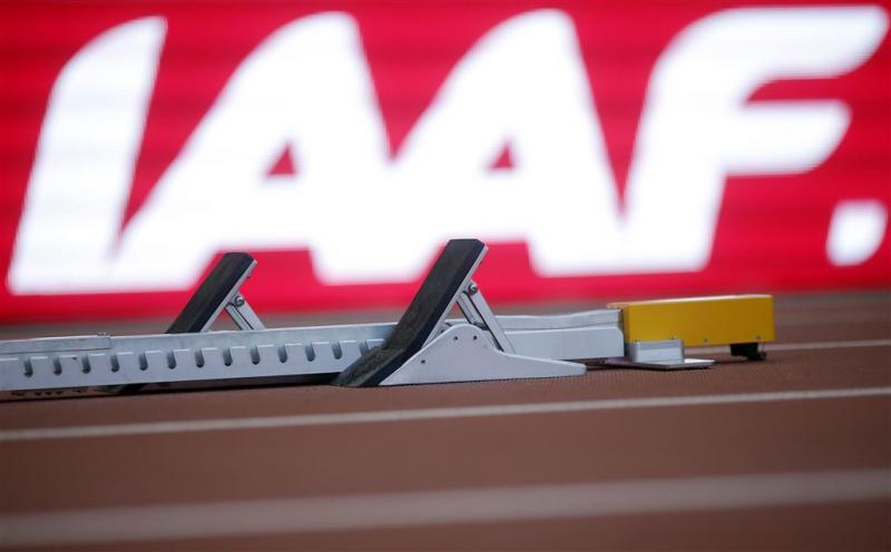 Crisisberaad IAAF over dopingschandaal