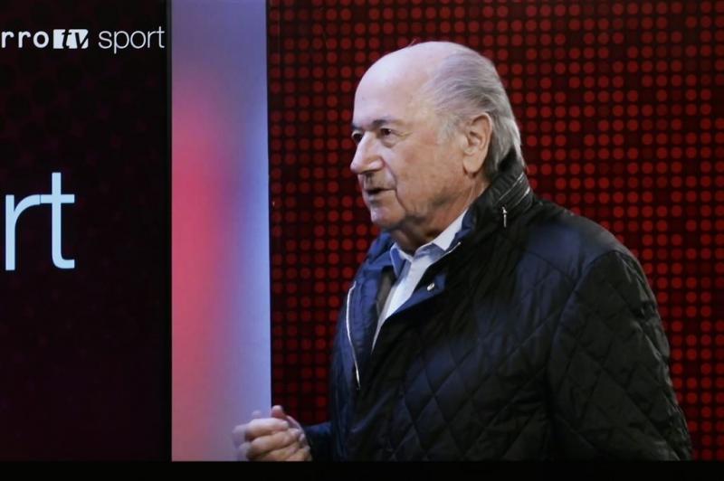 FIFA-voorzitter Blatter uit het ziekenhuis