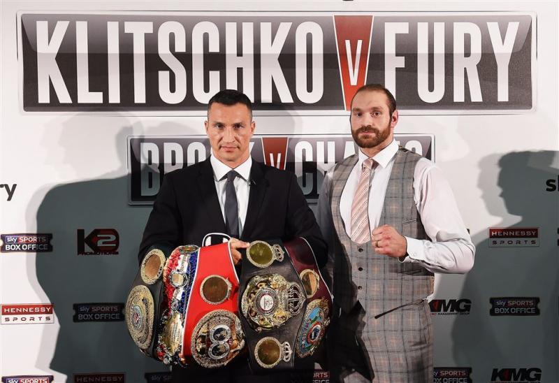 Klitsjko verklaart Fury voor gek