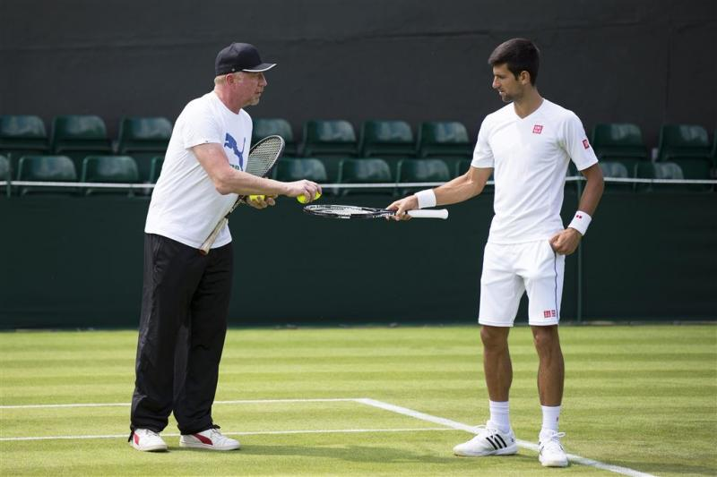 Becker roemt Djokovic: beste tennisjaar ooit