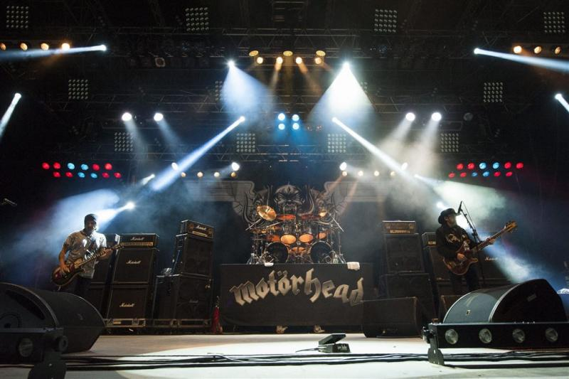 Motörheaddrummer Phil Taylor overleden
