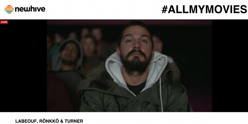 Shia LaBeouf in #AllMyMovies