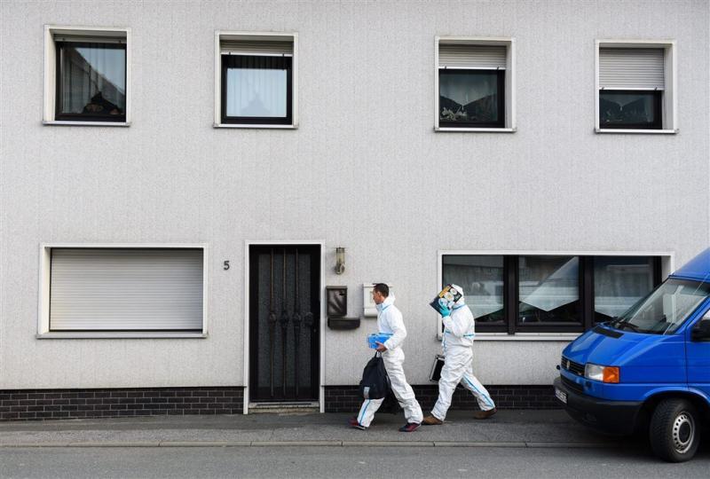 Opnieuw babylijkje gevonden in Duits huis