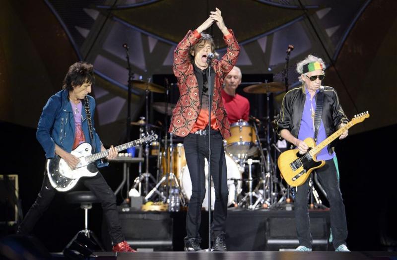 Ronnie Wood: Stones nog dit jaar in studio