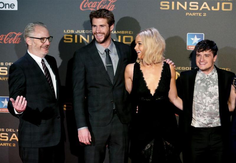 Nieuwe Hunger Games in recordaantal zalen