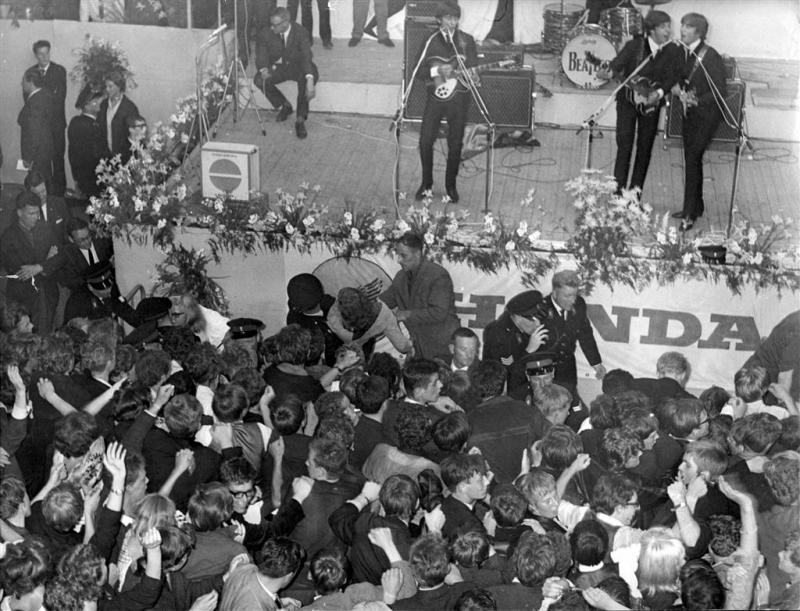 The Beatles aan top in Billboard allertijden