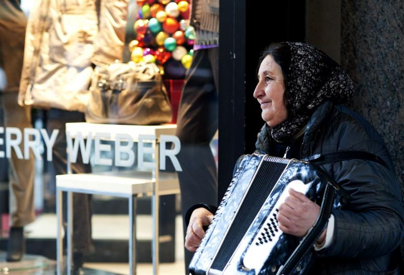 Amsterdam legt straatmuzikanten aan banden