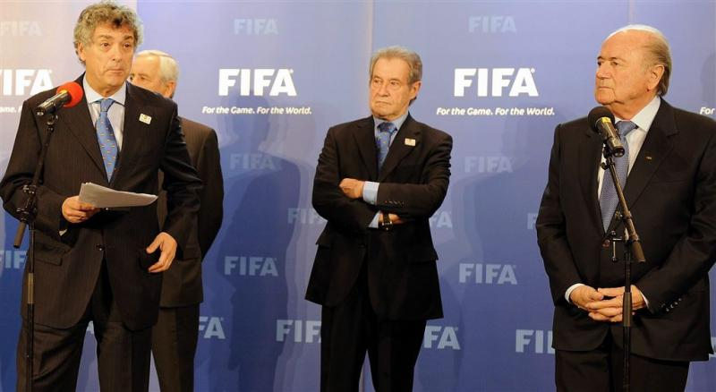 FIFA beboet plaatsvervanger Platini