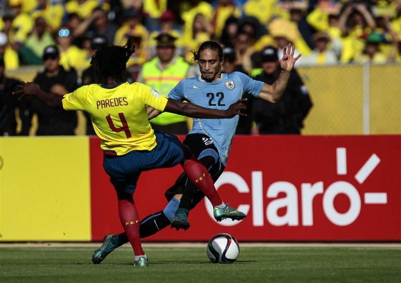Ecuador is Uruguay de baas