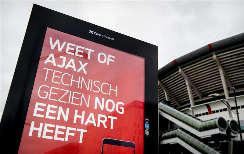 Ling: technisch hart Ajax is rommeltje