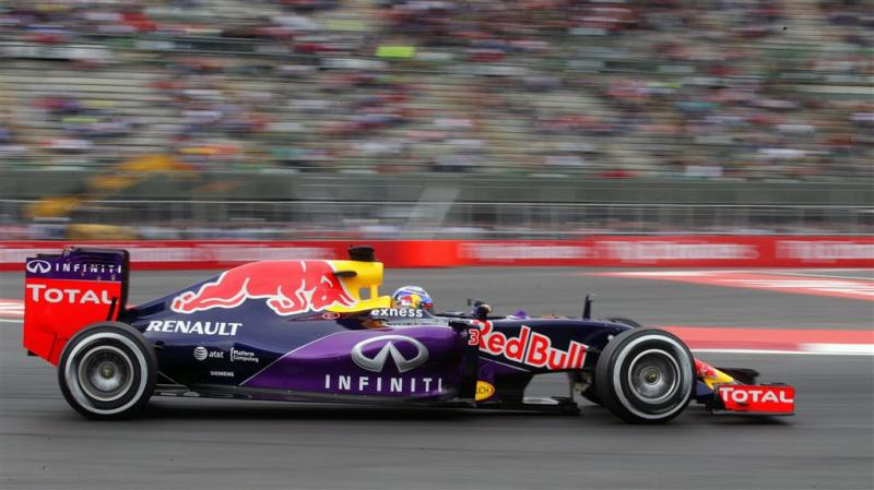 Red Bull rijdt ook volgend jaar Formule 1
