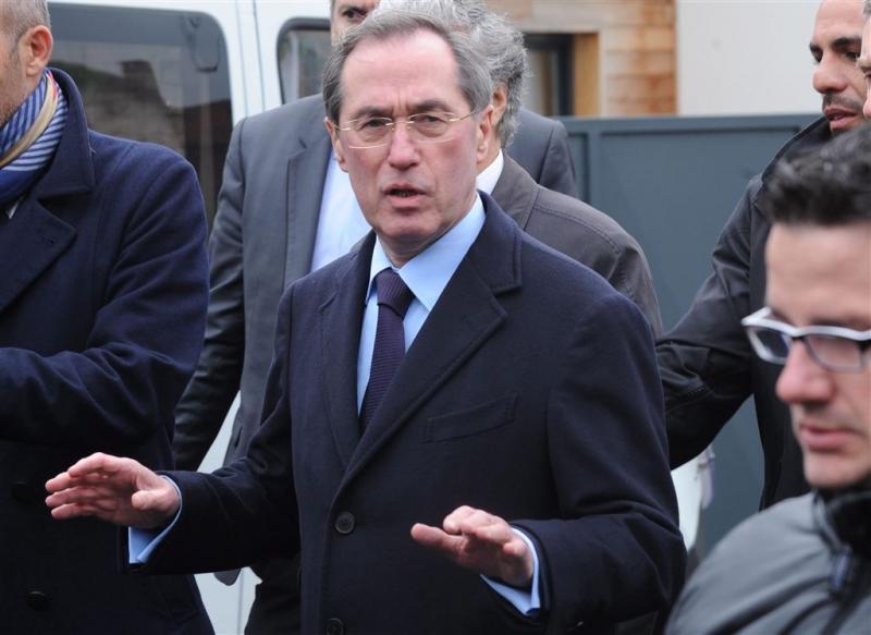 Twee jaar cel voor Franse ex-minister