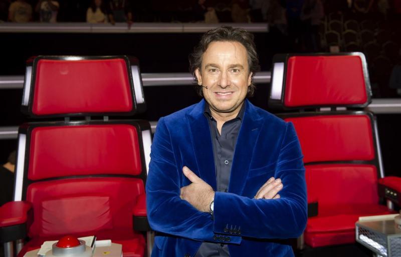 Marco Borsato stopt als coach bij TVOH