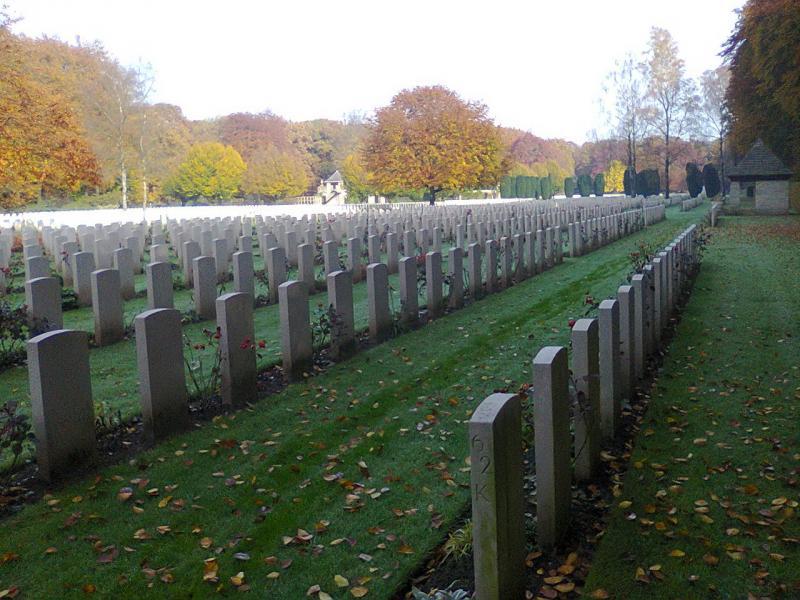 Reichswald Forest War Cemetery (Foto: qltel)