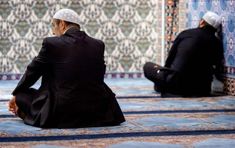 Moskee extra beveiligd na brandstichting