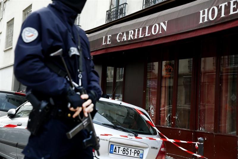 'Vrouw onder plegers aanslagen Parijs'