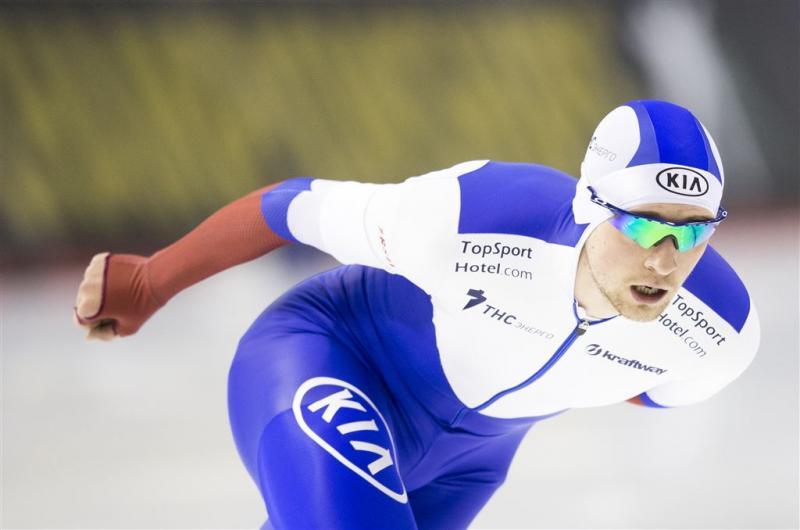 Joeskov wint 1500 meter in Calgary