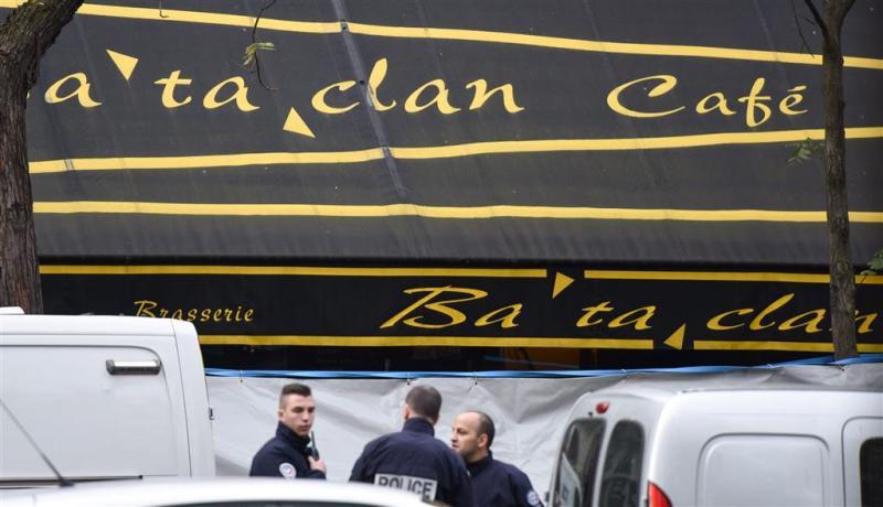 Toch crewlid metalband gedood in Parijs