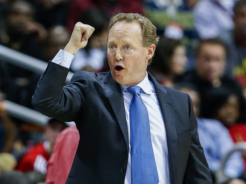 Atlanta Hawks tijdelijk zonder succescoach
