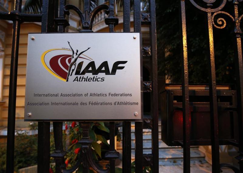 Rusland slaat terug naar IAAF