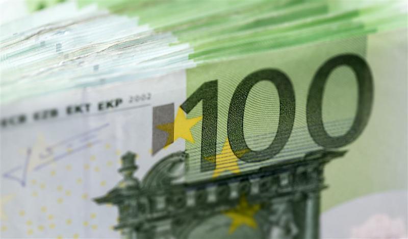 Inflatie in eurozone stijgt licht