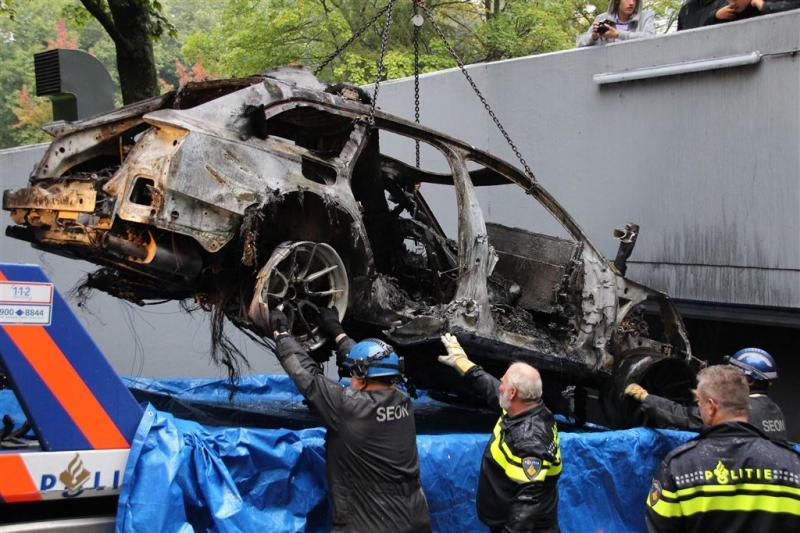 Gestolen Audi in Opsporing Verzocht