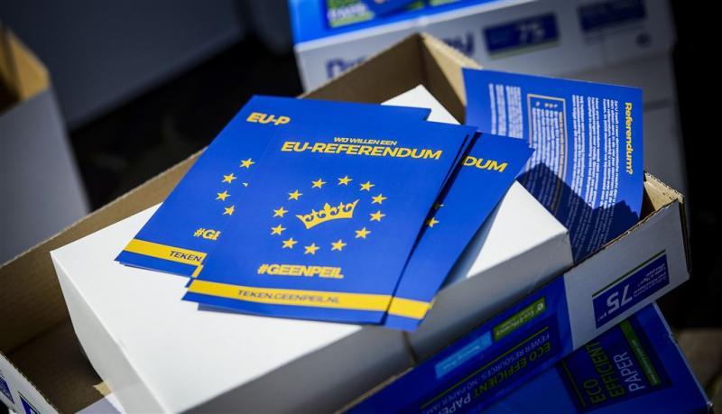 2 miljoen subsidie voor debat over referendum