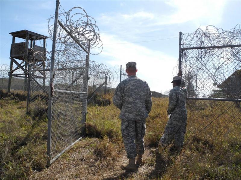 Vijf gevangenen uit Guantánamo naar emiraten