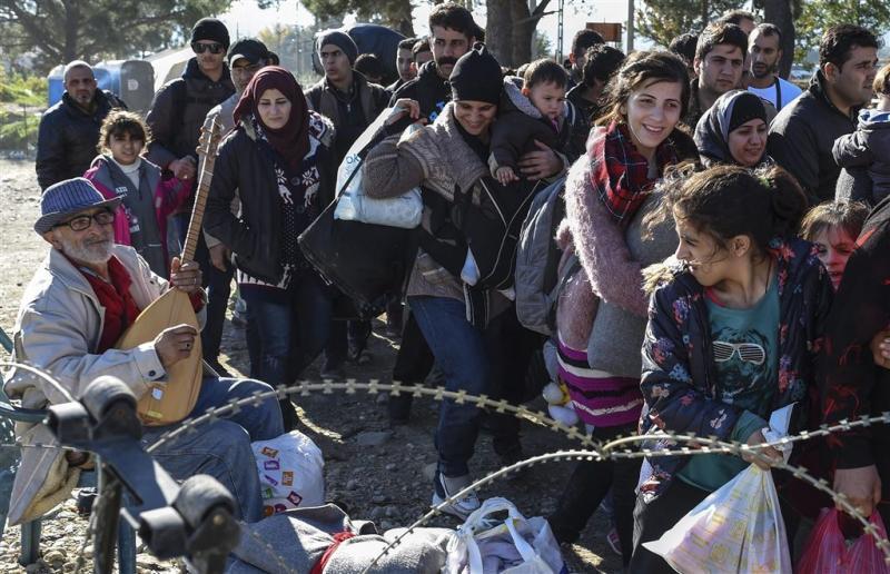 Amerikaanse staten weigeren Syrische migranten