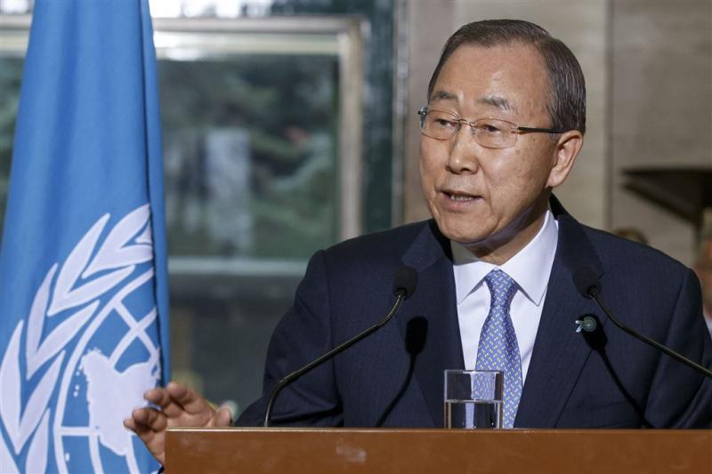 'Secretaris-generaal VN naar Noord-Korea'