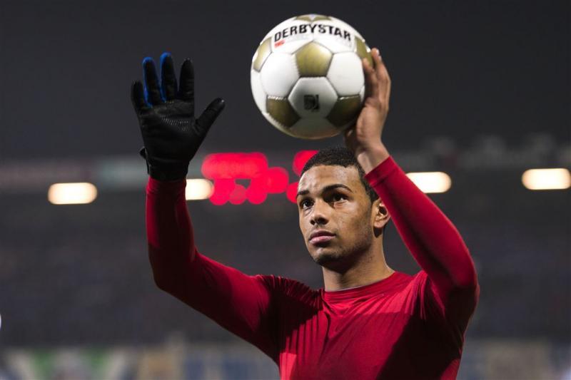 Locadia traint met Oranje in Hannover