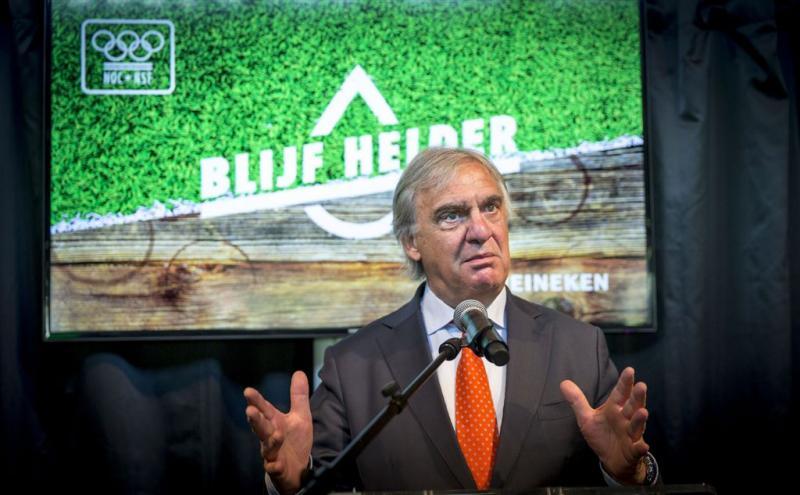 Bolhuis nog vier jaar voorzitter NOC*NSF