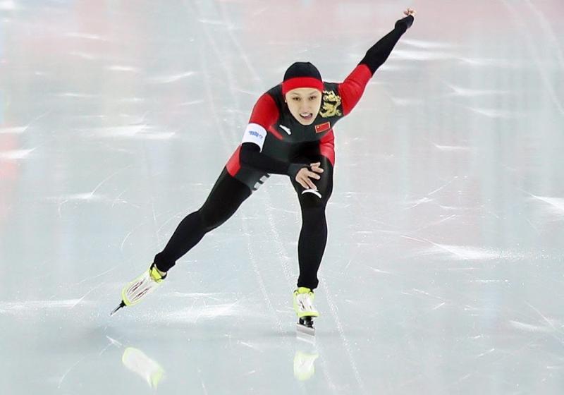 Zhang Hong pakt goud op 500 meter