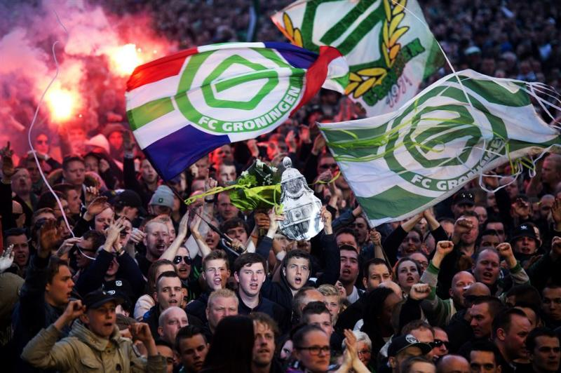 FC Groningen zonder fans naar Marseille