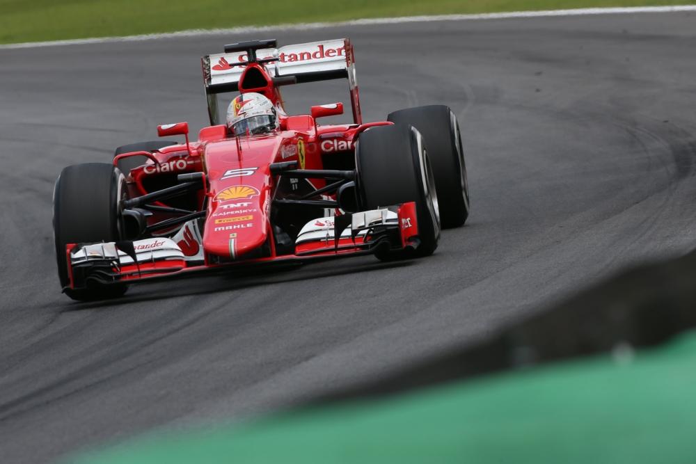 Ferrari ziet gat met Mercedes krimpen (Pro Shots/Zuma Sports Wire)