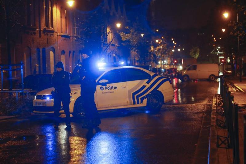 'Gezochte terrorist opgepakt in Brussel'