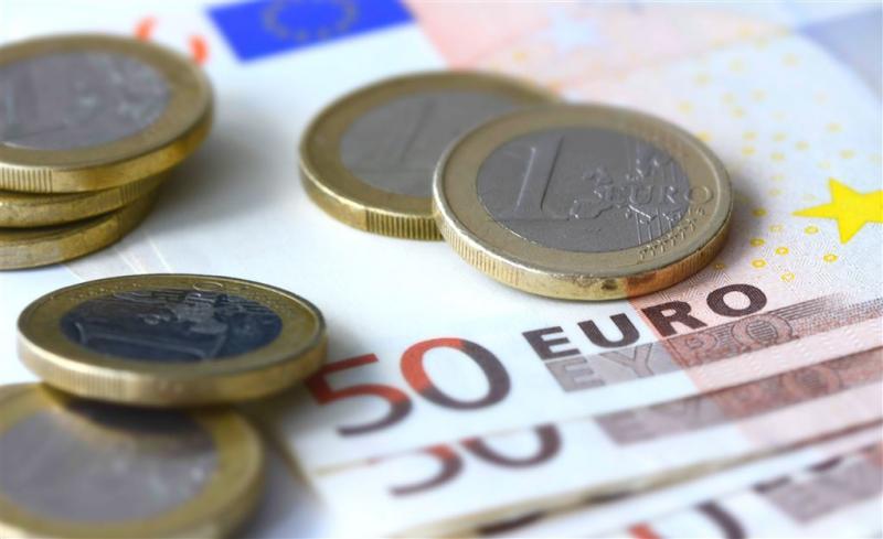 Begrotingstekort eurolanden slinkt